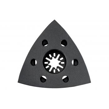 Треугольная шлифовальная пластина METABO 93 мм, MT (626421000)